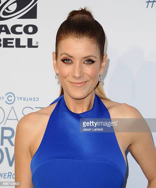 Actress Kate Walsh attends the Comedy Central Roast of Rob Lowe at Sony Studios on August 27 2016 in Los Angeles California
