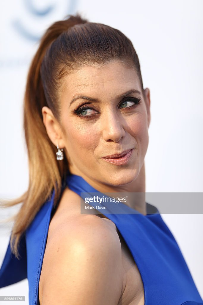 Actress Kate Walsh attends the Comedy Central roast of Rob Lowe held at Sony Studios on August 27, 2016 in Los Angeles, California.