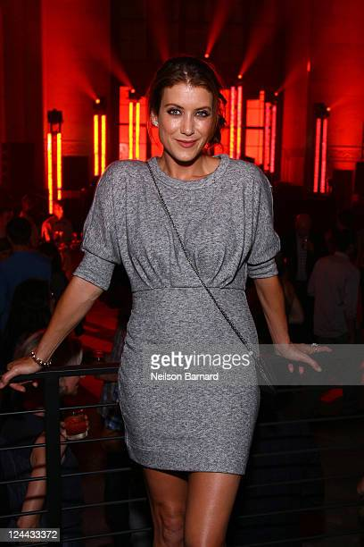 Actress Kate Walsh attends The Frye Company Flagship Opening Celebration in The Great Hall of The Cunard Building on September 9 2011 in New York City
