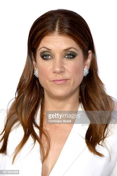 Actress Kate Walsh attends the 'Get Hard' Los Angeles premiere held at the TCL Chinese Theatre IMAX on March 25 2015 in Hollywood California