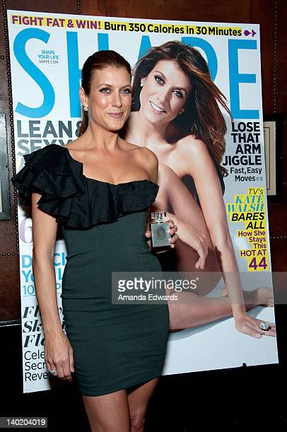 Kate Walsh Shape Magazine Cover Celebration Pictures and