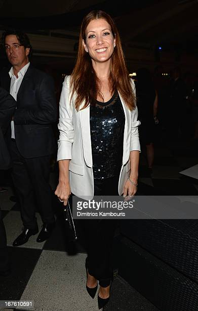 Actress Kate Walsh attends The New Yorker's David Remnick Hosts White House Correspondents' Dinner Weekend PreParty at W Hotel Rooftop on April 26...