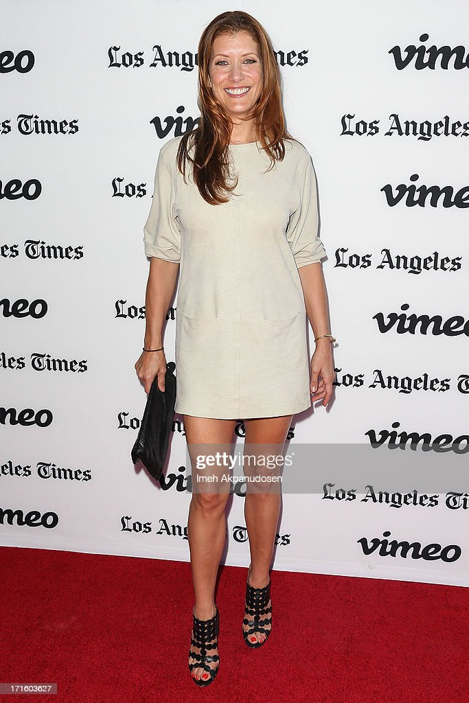 Actress Kate Walsh attends the premiere of 'Some Girl(s)' at Laemmle NoHo 7 on June 26, 2013 in North Hollywood, California.