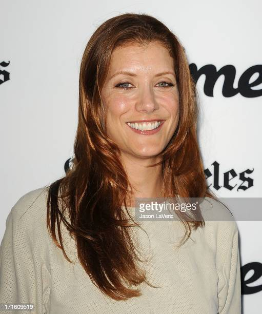 """Actress Kate Walsh attends the premiere of """"Some Girl"""" at Laemmle NoHo 7 on June 26, 2013 in North Hollywood, California."""