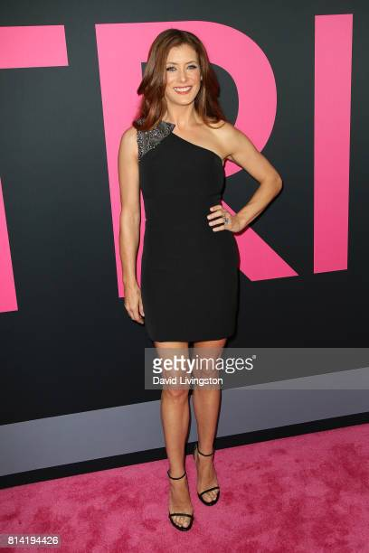 Actress Kate Walsh attends the premiere of Universal Pictures' 'Girls Trip' at Regal LA Live Stadium 14 on July 13 2017 in Los Angeles California