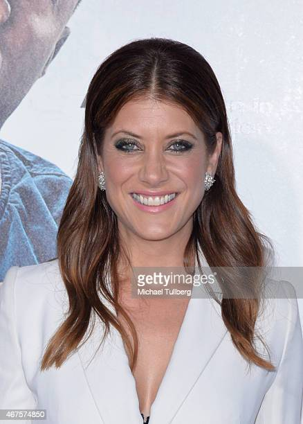 Actress Kate Walsh attends the premiere of Warner Bros Pictures' Get Hard at TCL Chinese Theatre IMAX on March 25 2015 in Hollywood California
