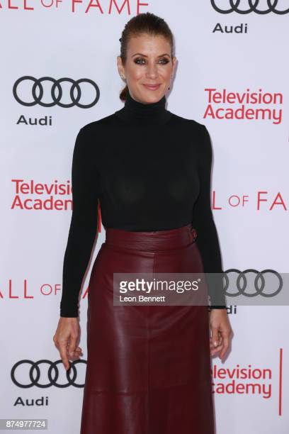 Actress Kate Walsh attends the Television Academy's 24th Hall Of Fame Ceremony at Saban Media Center on November 15 2017 in North Hollywood California