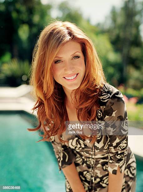 Actress Kate Walsh is photographed TV Guide Magazine in 2006 in Los Angeles California PUBLISHED IMAGE