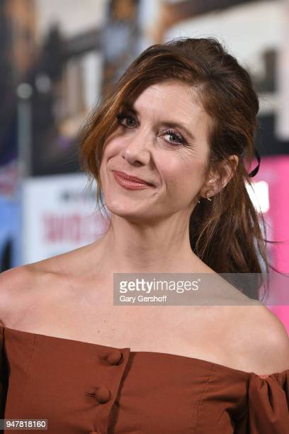 Actress Kate Walsh visits 'Extra' at R Lounge at the Renaissance Hotel on April 17 2018 in New York City