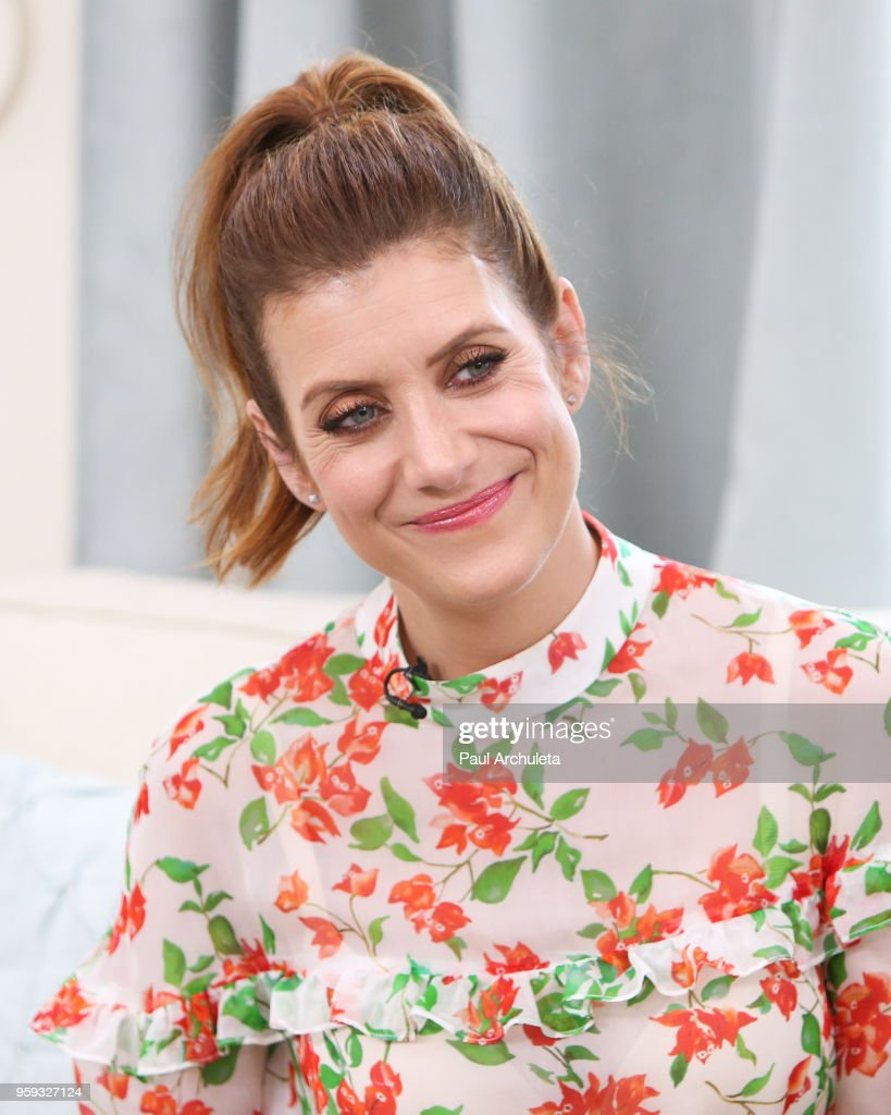 Actress Kate Walsh visits Hallmark's 'Home & Family' at Universal Studios Hollywood on May 16, 2018 in Universal City, California.
