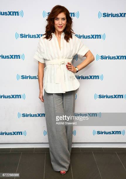 Actress Kate Walsh visits the SiriusXM Studios on April 24 2017 in New York City