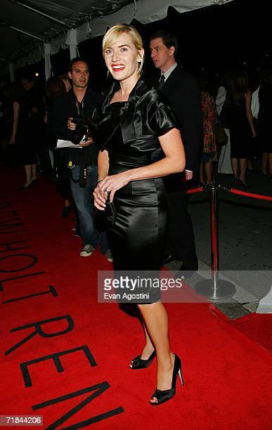 Actress Kate Winslet arrives at the Toronto International Film Festival gala presentation of the film All The King's Men held at the Roy Thomson Hall...