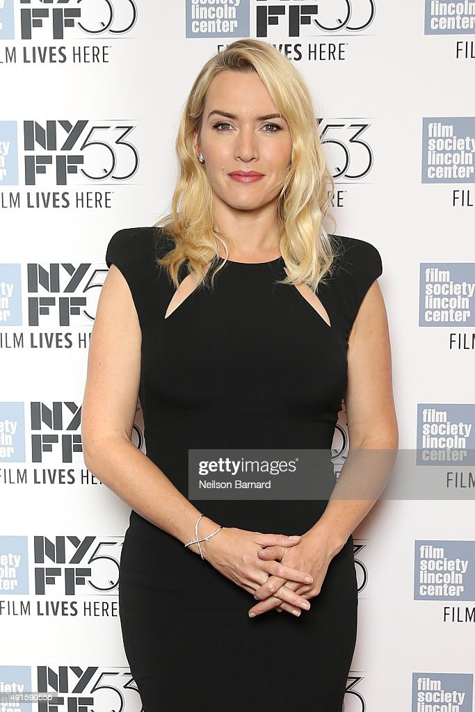 53rd New York Film Festival - An Evening With Kate Winslet - Red Carpet