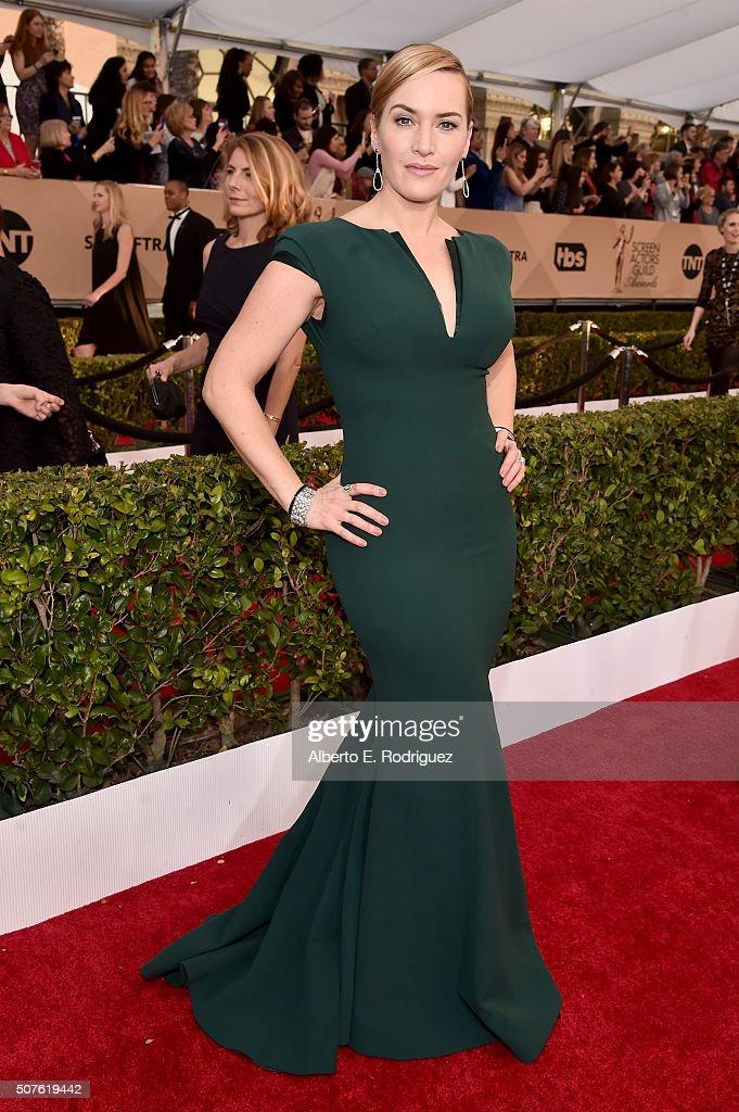 22nd Annual Screen Actors Guild Awards - Red Carpet : Nachrichtenfoto