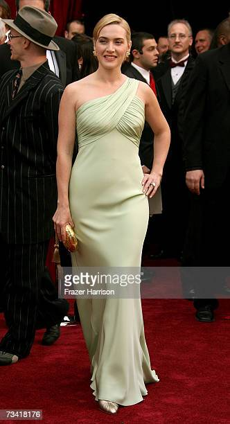 Actress Kate Winslet attends the 79th Annual Academy Awards held at the Kodak Theatre on February 25 2007 in Hollywood California