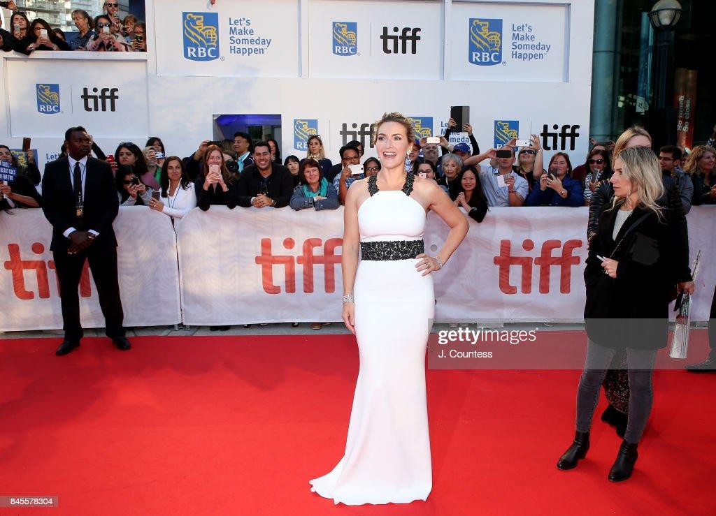 "2017 Toronto International Film Festival - ""The Mountain Between Us"" Premiere - Arrivals : News Photo"