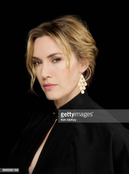 Actress Kate Winslet is photographed for Los Angeles Times on November 11 2017 in Los Angeles California PUBLISHED IMAGE CREDIT MUST READ Kirk...