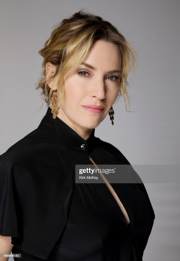 Kate Winslet, Los Angeles Times, December 21, 2017