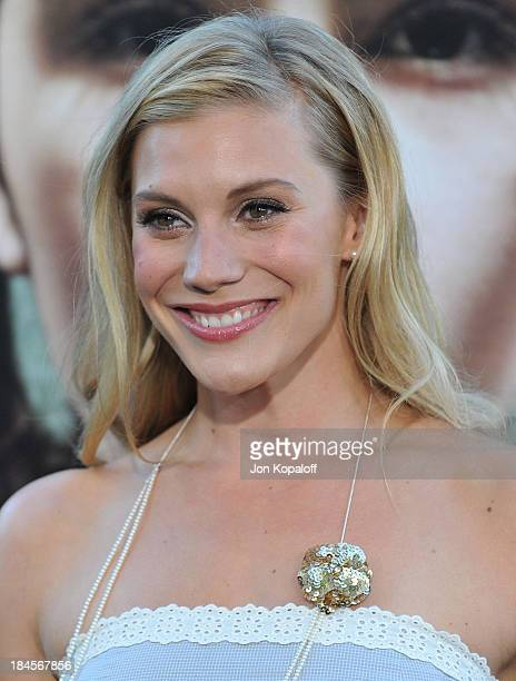 Actress Katee Sackhoff arrives at the Los Angeles Premiere 'Orphan' at Mann Village Theatre on July 21 2009 in Westwood Los Angeles California