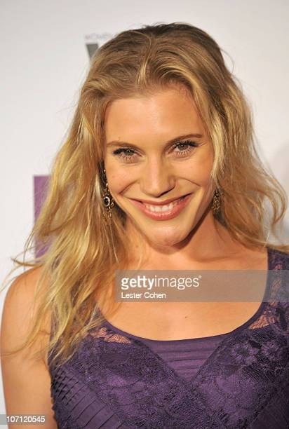 Actress Katee Sackhoff arrives to the Entertainment Weekly and Women in Film preEmmy Party presented by Maybelline Colorsensational held at...