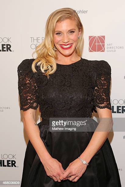 Actress Katee Sackhoff at the 18th Annual ADG Awards held at The Beverly Hilton Hotel on February 8 2014 in Beverly Hills California
