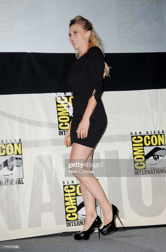 Entertainment Weekly's Women Who Kick Ass - Comic-Con International 2013
