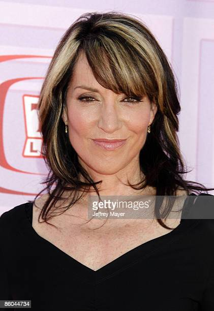 Actress Katey Sagal arrives at the 2009 TV Land Awards at the Gibson Amphitheatre on April 19 2009 in Universal City California