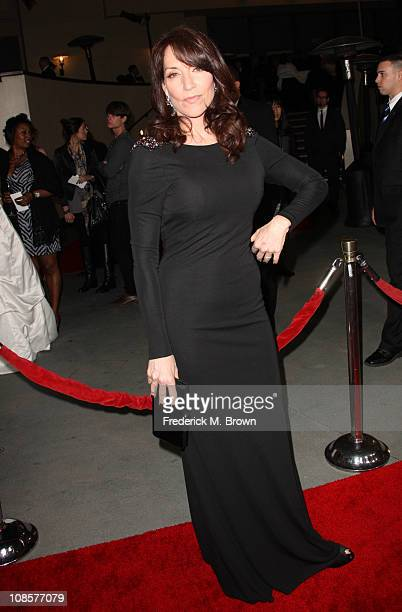 Actress Katey Sagal arrives at the 63rd Annual Directors Guild Of America Awards held at the Grand Ballroom at Hollywood Highland on January 29 2011...