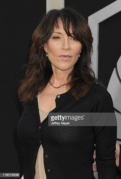 Actress Katey Sagal arrives at the 'Pacific Rim' Los Angeles Premiere at Dolby Theatre on July 9 2013 in Hollywood California