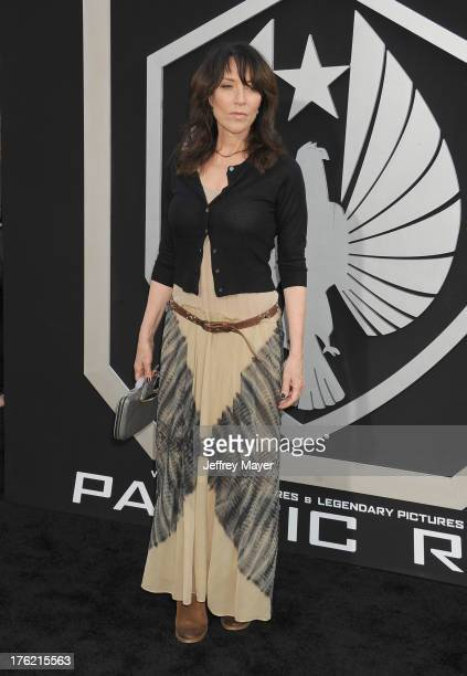 Actress Katey Sagal arrives at the 'Pacific Rim' - Los Angeles Premiere at Dolby Theatre on July 9, 2013 in Hollywood, California.
