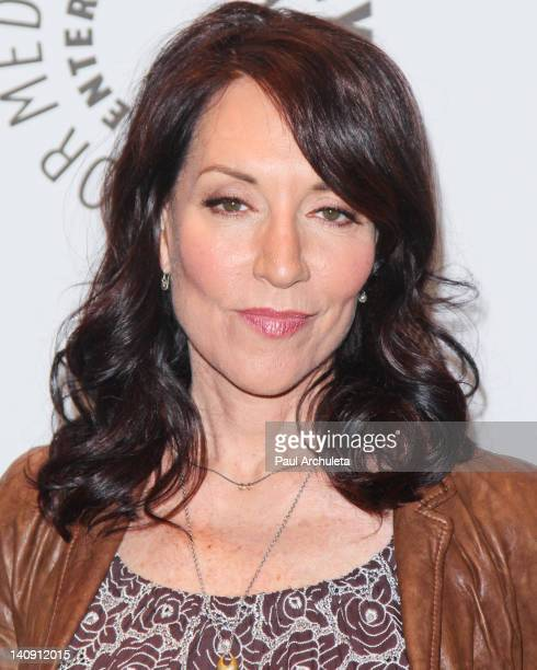 """Actress Katey Sagal attends the 2012 PaleyFest opening night of the """"Sons Of Anarchy"""" at Saban Theatre on March 7, 2012 in Beverly Hills, California."""