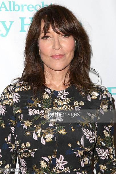 Actress Katey Sagal attends the Peggy Albrecht Friendly House's 27th Annual Awards Luncheon at The Beverly Hilton Hotel on October 29 2016 in Beverly...