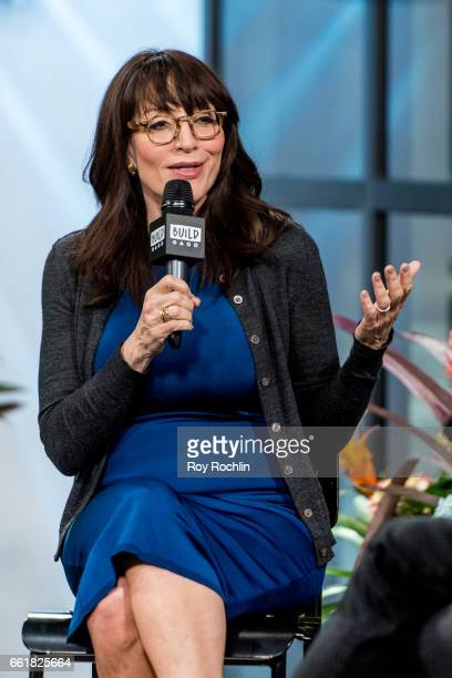 Actress Katey Sagal discusses 'Grace Notes' with the Build Series at Build Studio on March 31 2017 in New York City