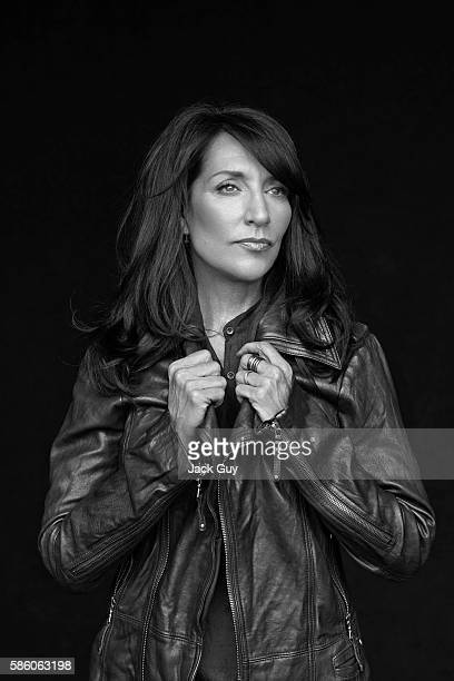 Actress Katey Sagal is photographed for Emmy Magazine on April 26 2012 in Los Angeles California PUBLISHED IMAGE
