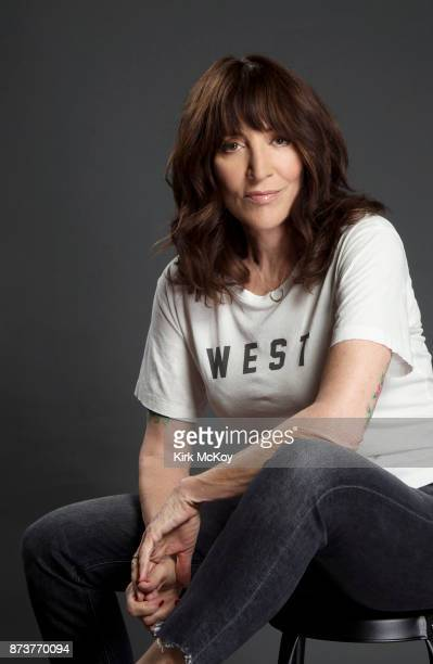 Actress Katey Sagal is photographed for Los Angeles Times on October 18 2017 in Los Angeles California PUBLISHED IMAGE CREDIT MUST READ Kirk...