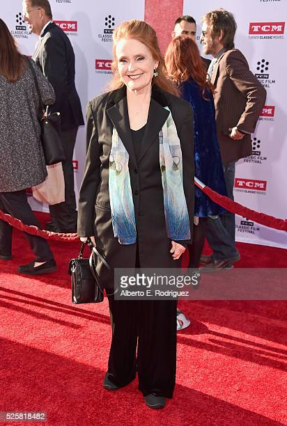 Actress Katharine Houghton attends 'All The President's Men' premiere during the TCM Classic Film Festival 2016 Opening Night on April 28 2016 in Los...