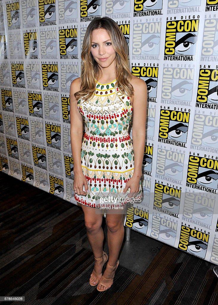 Comic-Con International 2016 - CBS Fan Favorites Press Line : News Photo