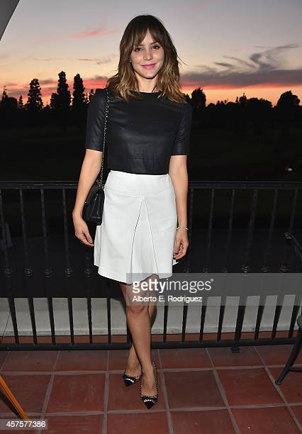 Actress Katharine McPhee attends the Barlow Respiratory Hospitals 4th Annual Bernie Brillstein Golf Classic Awards Dinner at the Wilshire Country...