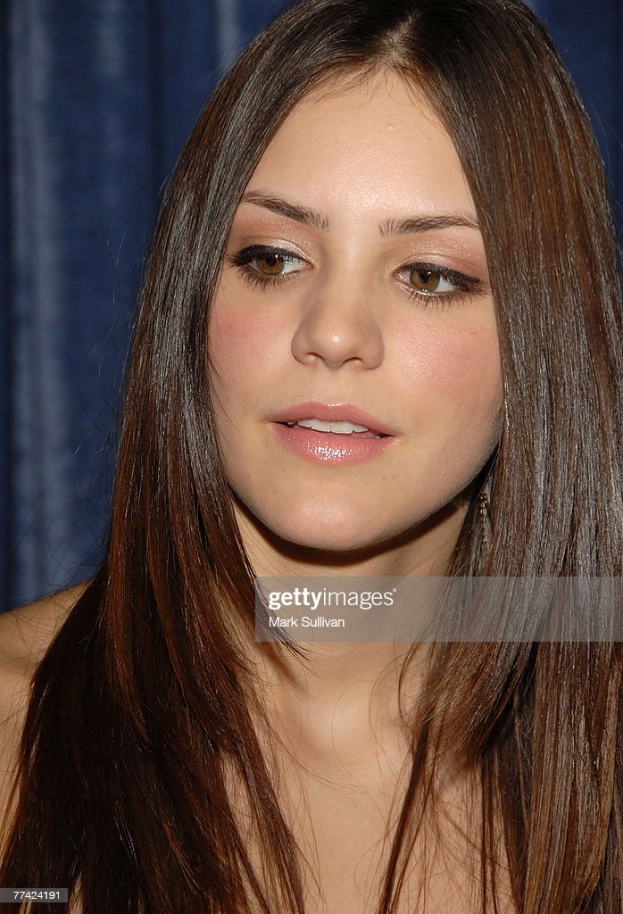 Actress Katharine Mcphee Attends The Young Musicians Foundation 53rd News Photo Getty Images