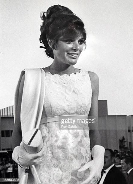 Actress Katharine Ross attending 40th Annual Academy Awards on April 10 1968 at Santa Monica Civic Auditorium in Santa Monica California