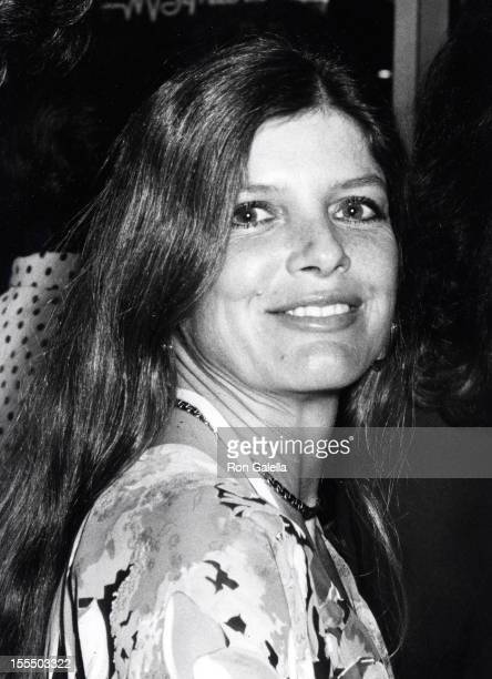 Actress Katharine Ross attending the premiere of The China Syndrome on March 6 1979 at Cinerama Dome Theater in Universal City California