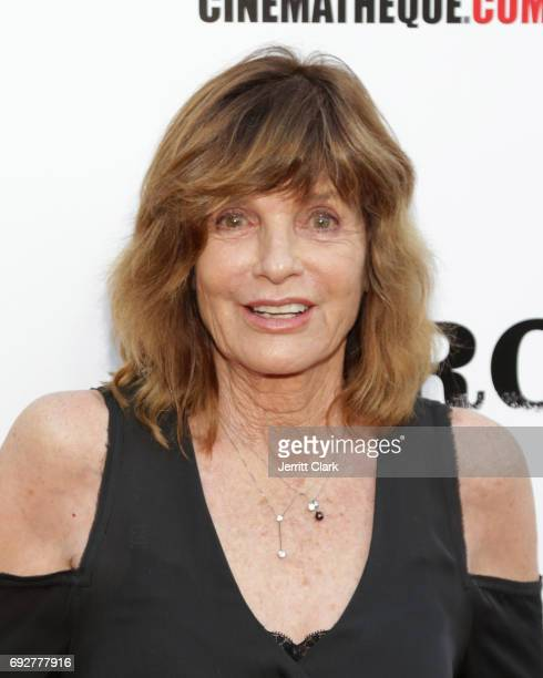 Actress Katharine Ross attends the Premiere Of The Orchard's The Hero at the Egyptian Theatre on June 5 2017 in Hollywood California