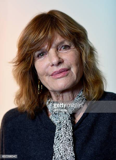 "Actress Katharine Ross from the film ""The Hero"" poses for a portrait in the WireImage Portrait Studio presented by DIRECTV during the 2017 Sundance..."