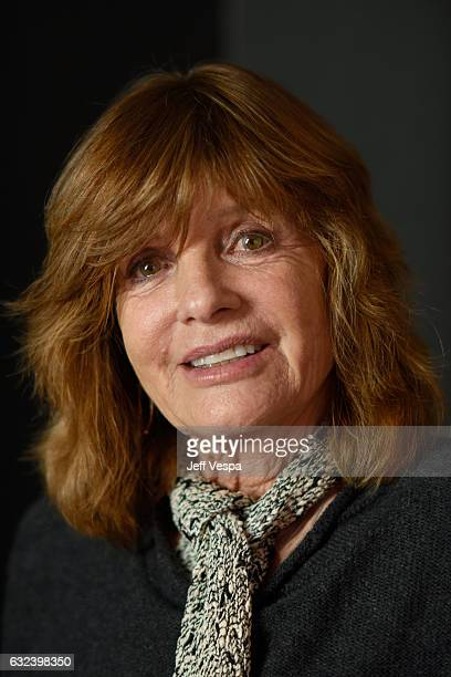 Actress Katharine Ross from the film The Hero poses for a portrait in the WireImage Portrait Studio presented by DIRECTV during the 2017 Sundance...