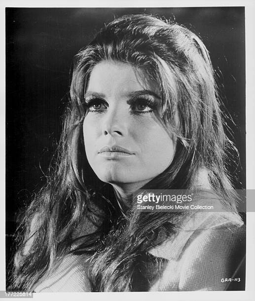 Actress Katharine Ross in a scene from the movie 'Butch Cassidy and the Sundance Kid' 1969