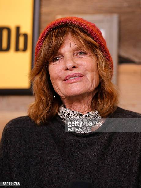 Actress Katharine Ross of The Hero attends The IMDb Studio featuring the Filmmaker Discovery Lounge presented by Amazon Video Direct Day Three during...