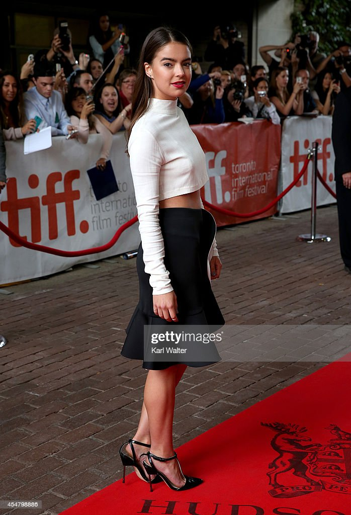 Actress Katherine C. Hughes attends the 'Men, Women & Children' premiere during the 2014 Toronto International Film Festival at Ryerson Theatre on September 6, 2014 in Toronto, Canada.