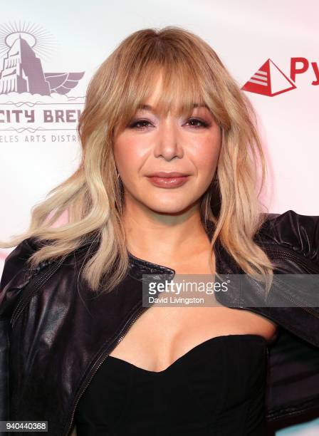 Actress Katherine Castro attends the 6th Annual Rock Against MS benefit concert and award show at the Los Angeles Theatre on March 31 2018 in Los...