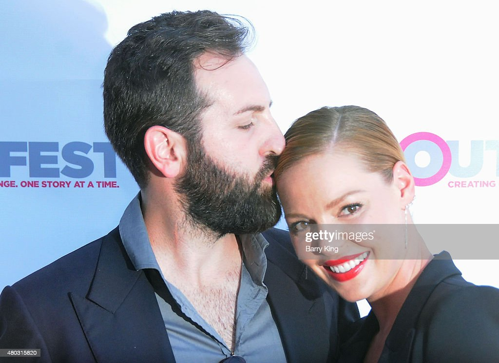 """Premiere Of IFC Film's """"Jenny's Wedding"""" At 2015 Outfest Los Angeles LGBT Film Festival - Arrivals : News Photo"""