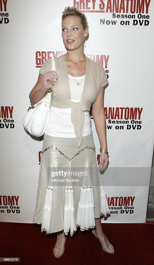 Grey\'s Anatomy Season One DVD Party - Arrivals Photos and Images ...